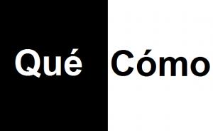 """""""Qué"""" y """"Cómo"""": las claves de una buena comunicación."""