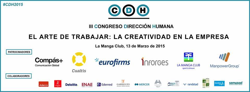 Compás Comunicación el es patrocinador del III Congreso Dirección Humana.