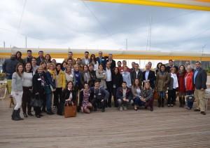 Foto de los asistentes al Seminario de Inteligencia Emocional de Luis Galindo.