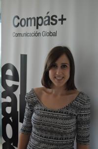 Míriam López se incorpora al equipo Compás.