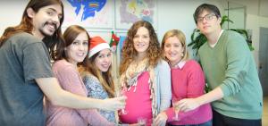 Felicitación de Navidad Compás Comunicación 2015