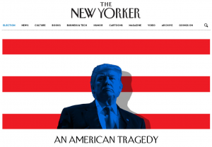 portada the new yorker donald trump