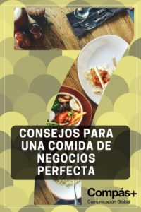 consejos para una comida de negocios perfecta