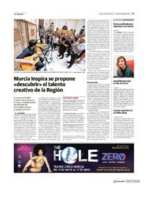 La Verdad Presentación Murcia Inspira